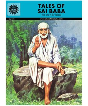 Amar Chitra Katha Tales of Saibaba - English