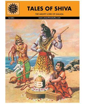 Amar Chitra Katha - Tales Of Shiva