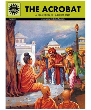 Amar Chitra Katha - The Acrobat