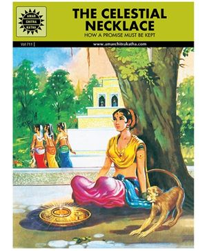 Amar Chitra Katha - The Celestial Necklace