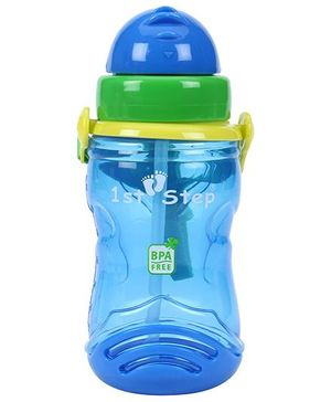 1st Step Sport Sipper Cup Blue - 240 ml