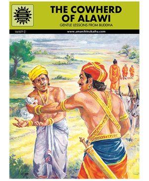 Amar Chitra Katha The Cowherd of Alawi - English