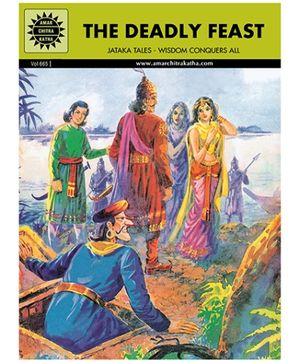 Amar Chitra Katha The Deadly Feast - English
