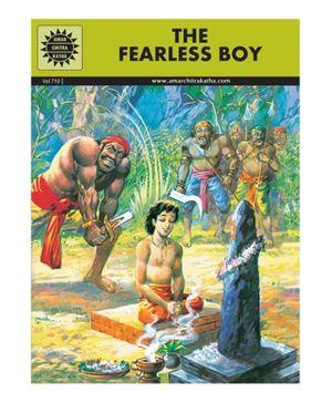 Amar Chitra Katha - The Fearless Boy