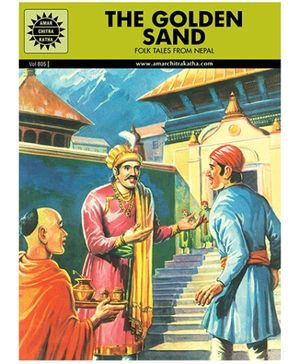 Amar Chitra Katha - The Golden Sand