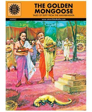 Amar Chitra Katha - The Golden Mongoose