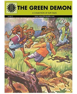 Amar Chitra Katha The Green Demon - English