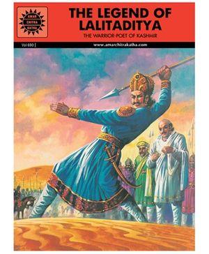 Amar Chitra Katha - The Legend Of Lalitaditya
