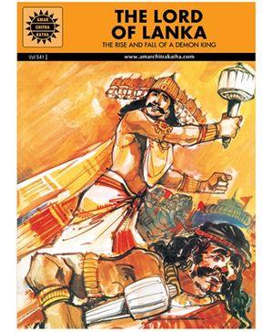 Amar Chitra Katha The Lord Of Lanka