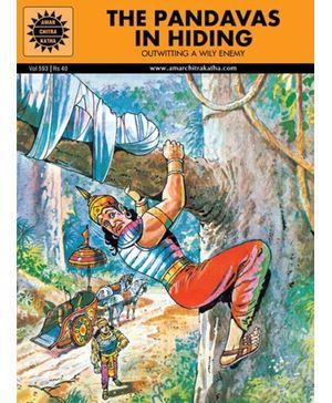Amar Chitra Katha -The Pandavas In Hiding