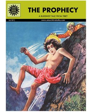 Amar Chitra Katha - The Prophecy