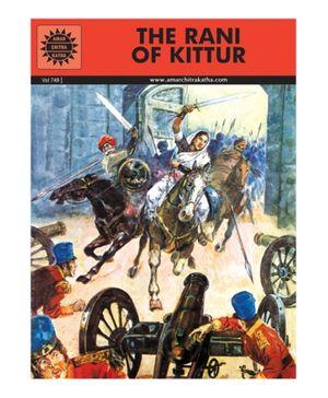 Amar Chitra Katha - The Rani Of Kittur