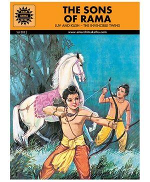 Amar Chitra Katha - The Sons of Rama