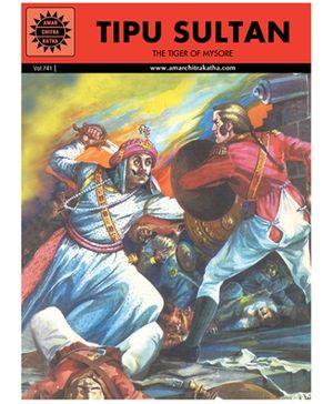 Amar Chitra Katha - Tipu Sultan