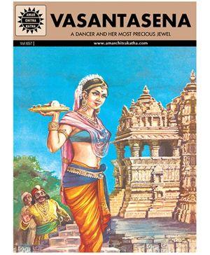 Amar Chitra Katha - Vasantasena