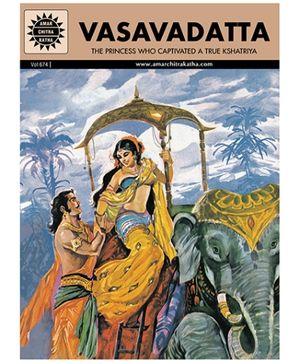 Amar Chitra Katha Vasavadatta - English