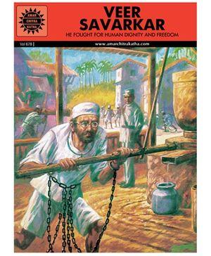 Amar Chitra Katha - Veer Savarkar