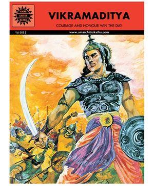 Amar Chitra Katha - Vikramaditya