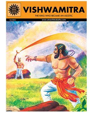Amar Chitra Katha Vishwamitra