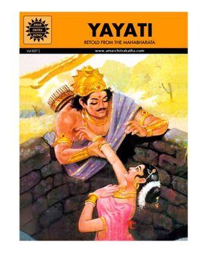 Amar Chitra Katha Yayati