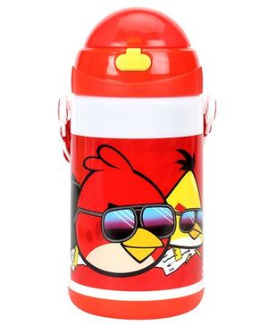 Angry Birds Water Bottle Red - 480 ml