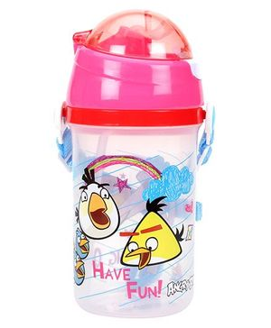 Angry Birds Water Bottle Multi Colour - 500 ml