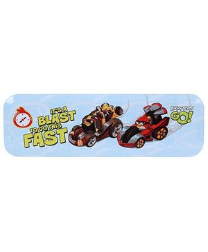 Angry Birds Go Pencil Box - Blue