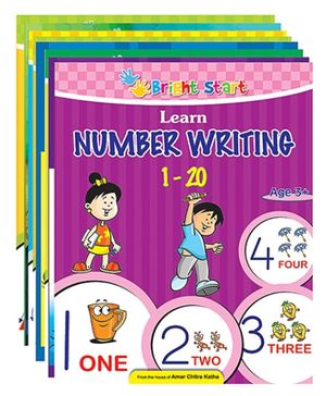 Brightstart Book Smart One Pack  English - Pack of 15