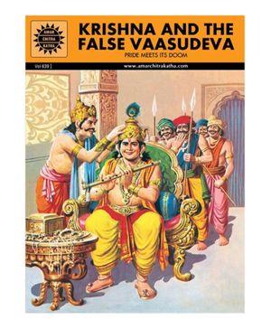 Amar Chitra Katha Krishna And The False Vaasudeva