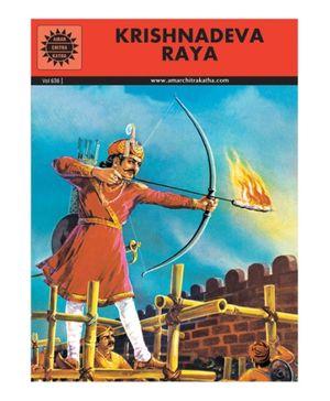 Amar Chitra Katha - Krishnadeva Raya