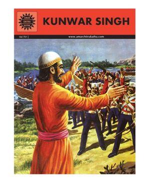 Amar Chitra Katha - Kunwar Singh