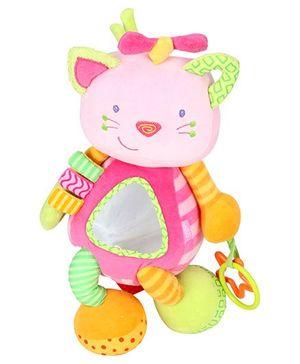 BabyFehn Activity Toy Cat