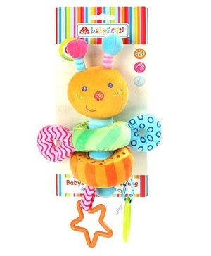 BabyFehn Stacking Beetle - Multicolor