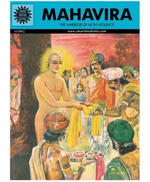 Amar Chitra Katha Mahavira