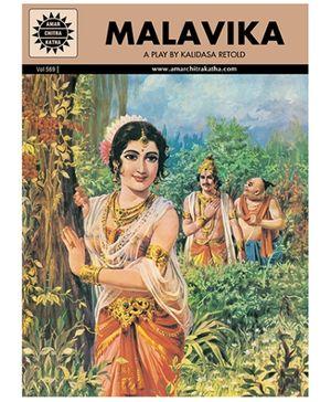Amar Chitra Katha - Malavika