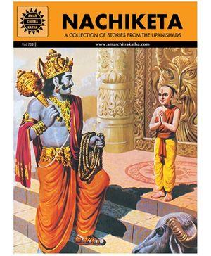 Amar Chitra Katha Nachiketa