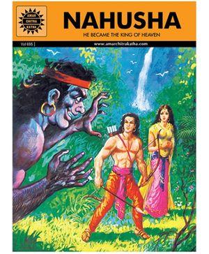 Amar Chitra Katha Nahusha