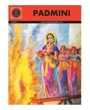 Amar Chitra Katha Padmini - English