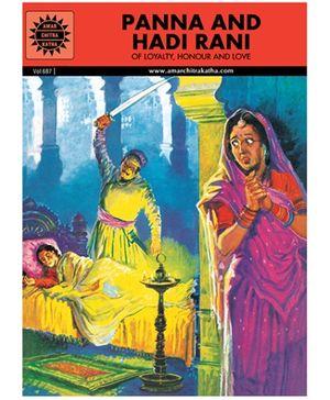 Amar Chitra Katha - Panna And Hadi Rani
