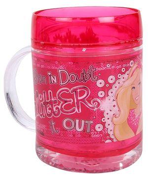 Barbie Glow Mug - Pink