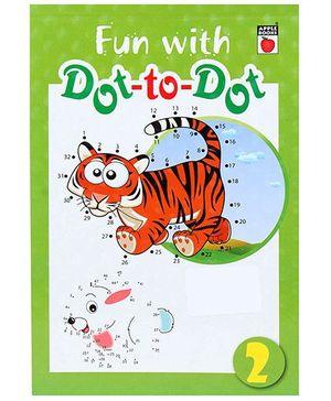 Apple Books Fun With Dot to Dot Book 2 - Green