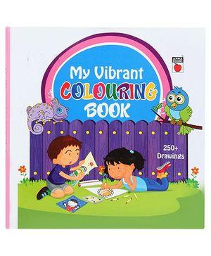 Apple Books My Vibrant Coloring Book