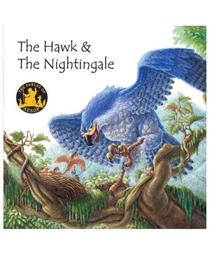 Macaw The Hawk And the Nightingale Book - English