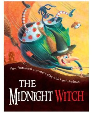 Macaw The Midnight Witch - English
