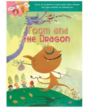 Macaw Toom And The Dragon - English