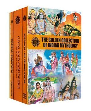 Amar Chitra Katha The Golden Collection of Indian Mythology - English