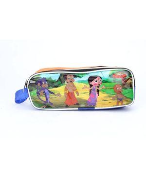 Chhota Bheem Pencil Pouch - Multicolour
