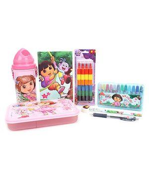 Dora School Kit - Pack Of 7