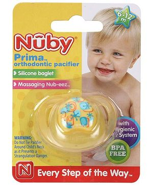 Nuby Prima Orthodontic Pacifier