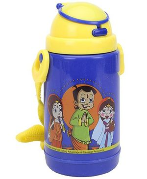 Chhota Bheem Sipper Bottle - 250 ml